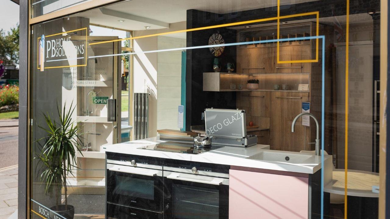 PB Home Solutions Showroom
