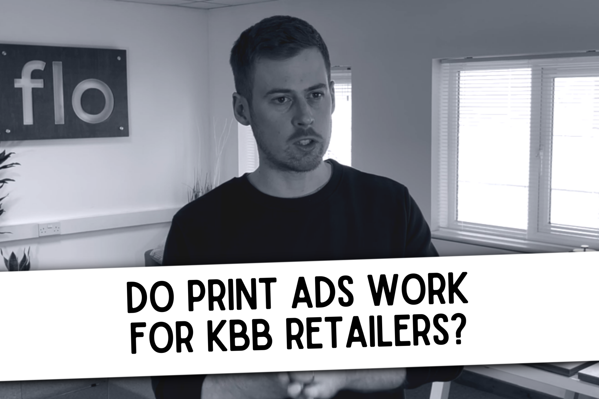Do print ads work for KBB retailers