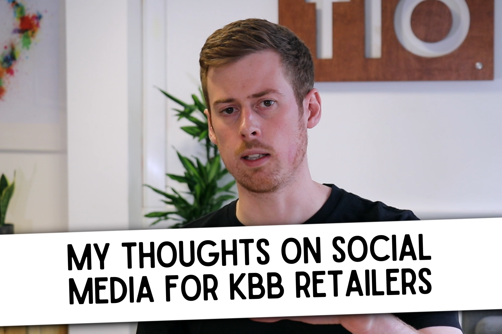 Thoughts on social media for kitchen retailers